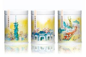 采盟 台灣印象 茶 平面設計