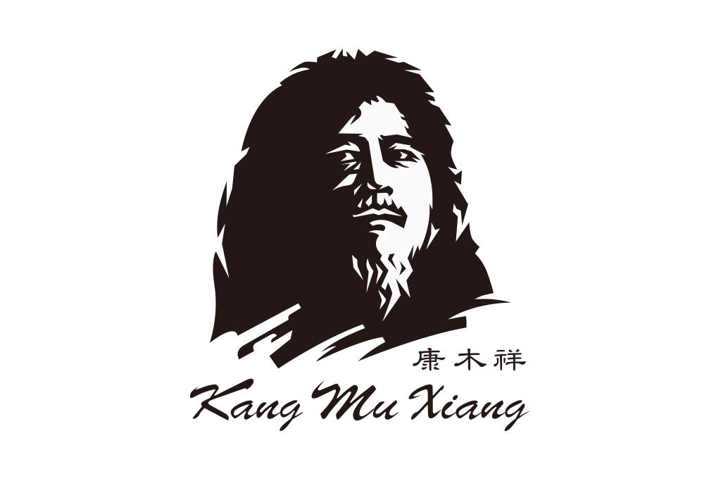 康木祥 美術館 logo設計