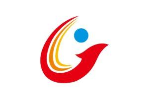 觀展企業 物流 logo設計