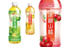 統一 飲養四季 飲料 包裝設計