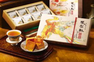 采盟 鳳凰來儀 鳳梨酥 禮盒設計